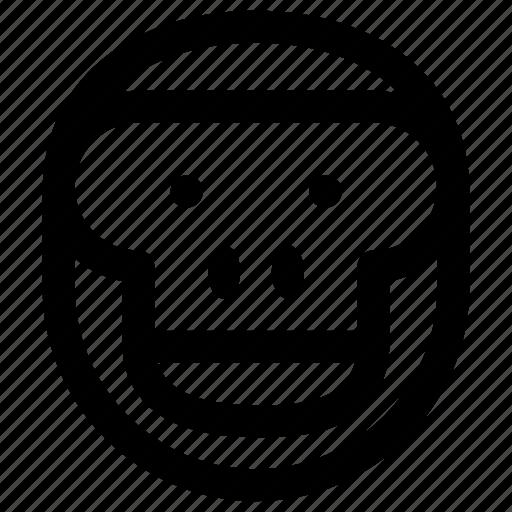 animal, ape, monkey icon