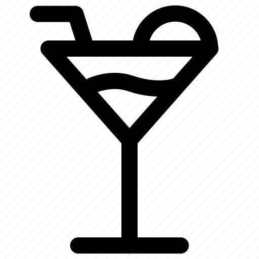 cocktail, cup, drink, fruit, healthy, juice icon