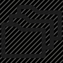 data, document, documents, folder, text icon