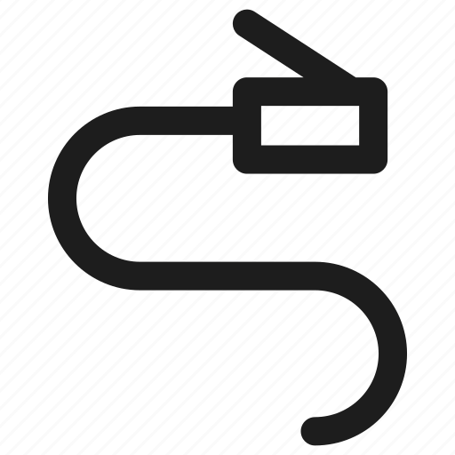 cabble, connection, internet, lan, lan cabble, network icon