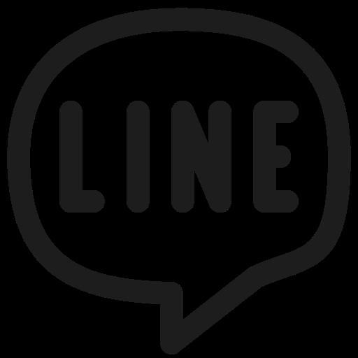 friend, line, sharing, social, social media icon