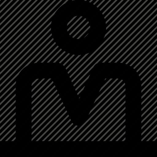 avatar, professor, teacher, tutor icon
