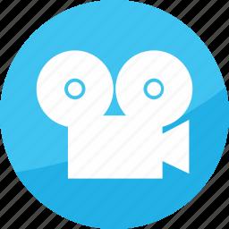 camera, media, movie, photography, rool, studio, video icon