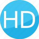 film, hd, movie, photo, studio, video icon