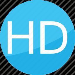 film, hd, movie, photo, studio, video icon