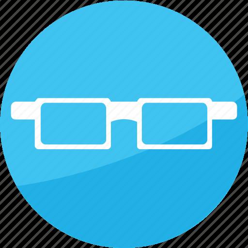 creative, film, glasses, room, studio icon
