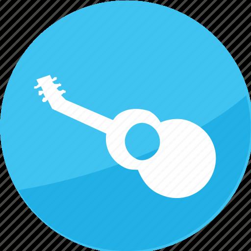 film, guitar, multimedia, music, property, studio icon