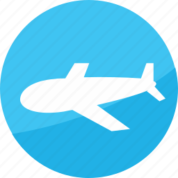airplanes, film, studio, transport, transportation, travel, vacation icon