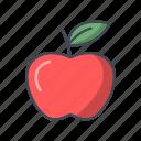 apple, food, fruit, healthy