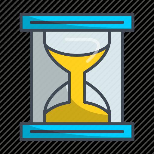 Hourglass, clock, sandglass, schedule, timer icon - Download on Iconfinder