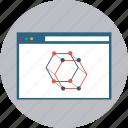 business, polygonal, web, website