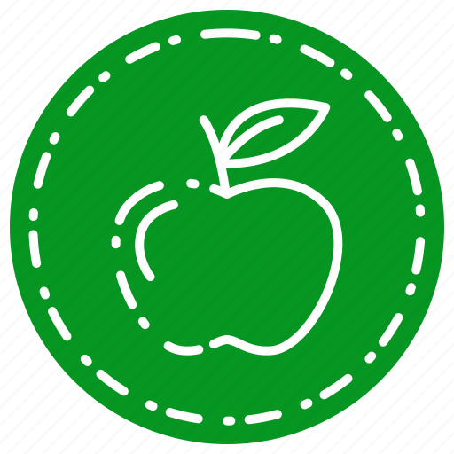 apple, fruit, knowledge, learning, school, study, sweet icon