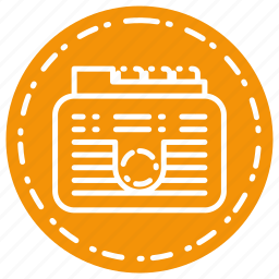 archive, knowledge, learning, school, study icon
