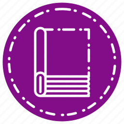 book, knowledge, learning, school, study icon