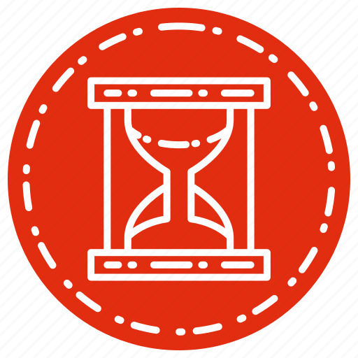 hourglass, knowledge, learning, school, study icon