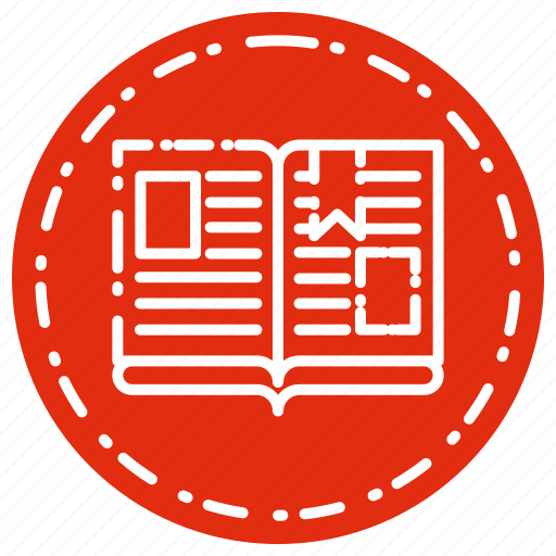 book, knowledge, learning, open, school, study icon