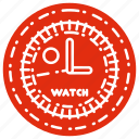 knowledge, learning, school, study, timer, watch icon