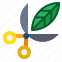 cut, decoration, florist, leaf, plant icon