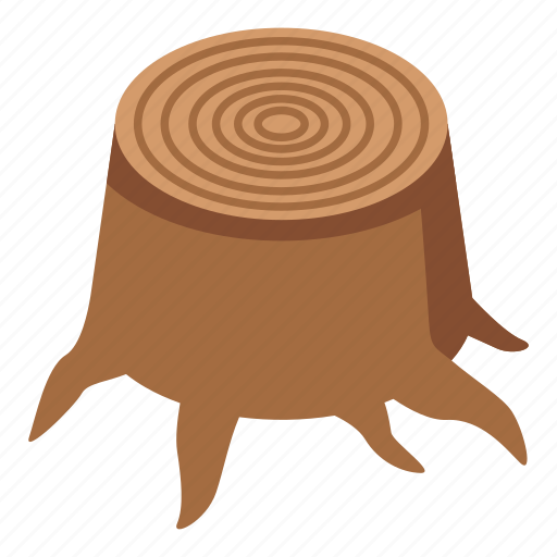 Cartoon Isometric Nature Oak Stump Texture Tree Icon Download On Iconfinder Choose from over a million free vectors, clipart graphics, vector art images, design templates, and illustrations created by artists worldwide! iconfinder