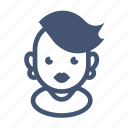 alternative, avatar, emo, female, girl, short hair, teen icon
