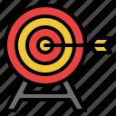 target, dart, arrow, success
