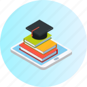education, knowledge, laboratory, learning, school, science, student icon