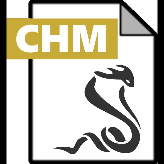chm, sumatrapdf icon