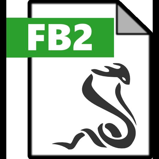fb2, sumatrapdf icon