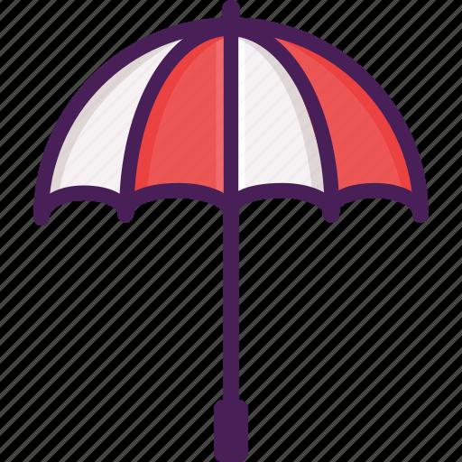 rain, summer, umbrella icon