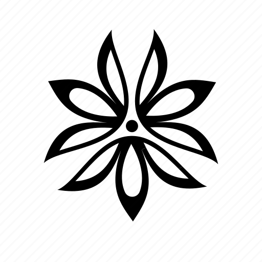 bloom, flower, flowers, green, spring, summer icon