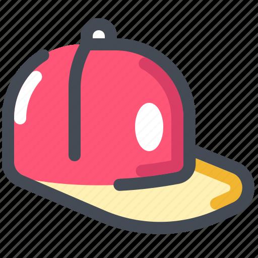cap, holidays, summer, travel, vacation, wear icon