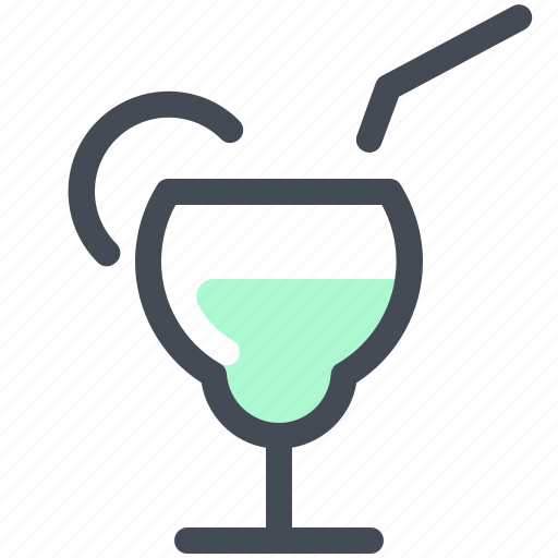 beach, cocktail, drink, party, summer icon