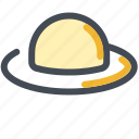 female, hat, headdress, pet icon