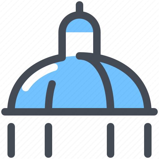 arhitecture, cathedral, church, dome icon