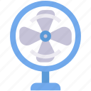 appliance, cooling, device, fan, home, house icon