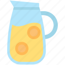 alcohol, jug, canister, beverage, juice, drink icon