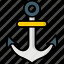 anchor, marine, nautical, navy, sea, ship, vintage