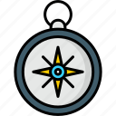 compass, navigation, location, direction