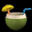 coconut drink, coconut juice, coconut, drink