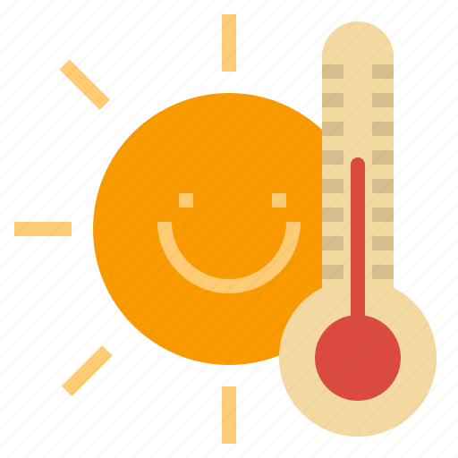 Day, hot, summer, sun, sunny, sunshine, temperature icon - Download on Iconfinder