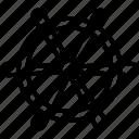 fairy wheel, ship helm, ship rudder, ship wheel icon