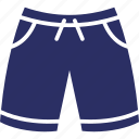 boxers, knickers, shorts, trunks icon