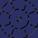 marine porthole, nautical porthole, sea porthole, v boat porthole icon