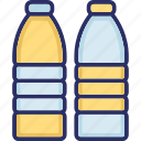 aqua, beverage, mineral water, water icon