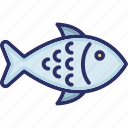 fish, sea animal, sea creature, seafood icon