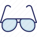 eyewear, goggles, shades, spectacles icon