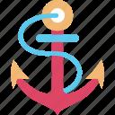 anchor, boat anchor, navigational, ship anchor, nautical