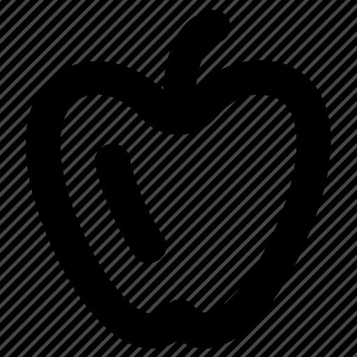 apple, food, fruit, nutrition, sweet icon
