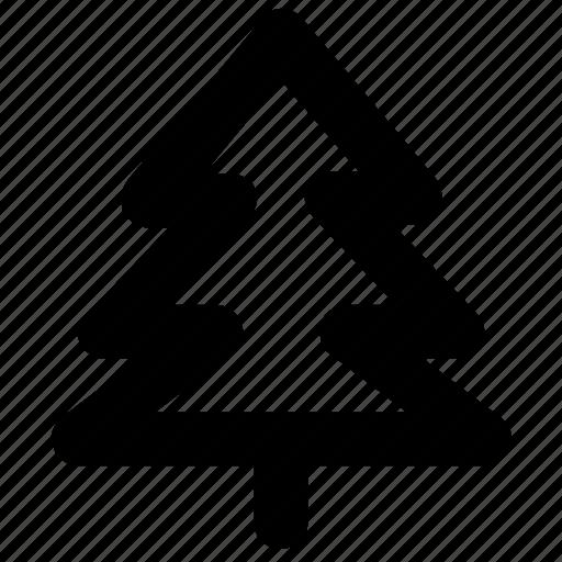 fir tree, nature, palm, pine tree, tree icon