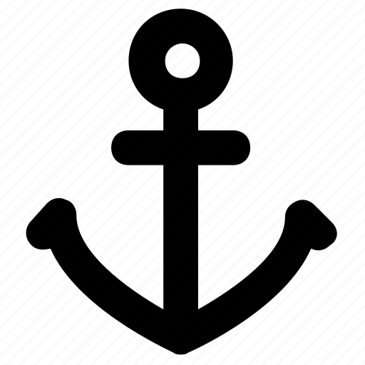 Anchor, boat, nautical, sea, ship icon - Download on Iconfinder